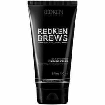 Redken For Men Get Groomed Finishing Cream, 5 oz (Pack of 3)