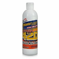Formula 420 Pipe Cleaner 12 Fl Oz 12 Pack with Free I'm Baked Bro & Doob Tubes Sticker