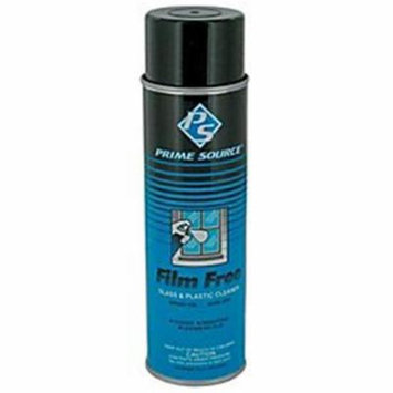 Prime Source 75004049 19 oz Polystyrene Film Free Glass Clean Aerosol Non Ammoniated - Case of 12