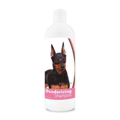 Healthy Breeds Miniature Pinscher Deodorizing Dog Shampoo 16 oz
