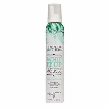 Not Your Mother's Whip it Up Cream Styling Mousse 7.0 oz.(pack of 6)