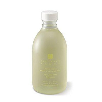 provence sante ps shower gel bergamot, 10.2 ounces bottle