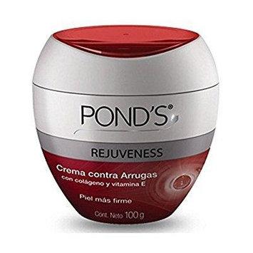 100g pond's rejuveness anti-wrinkle night face cream w/colagen & vitamin e