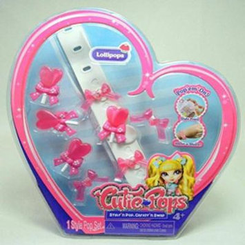 Cutie Pops Style n Pop Accessory Set - Lollipops