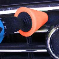 Burnishing Foam Sponge Polishing Cone Shaped Buffing Pads Metal Pad Soft Type