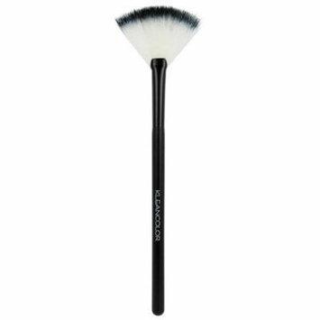 (3 Pack) KLEANCOLOR Fan Brush