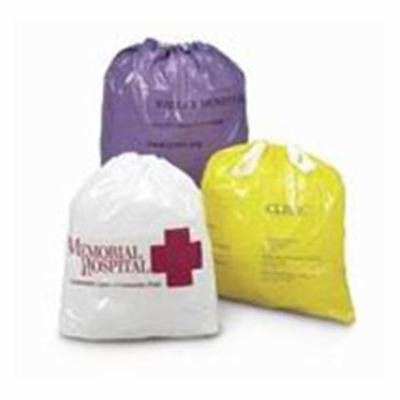 WP000-50-50 50-50 Bag Belonging 20x20x4 Clear 250 Per Case From Medical Action Industries -# 50-50
