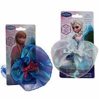 Disney Frozen Tutu Hair Pony 2pk Girls Dress Up - Elsa and Anna