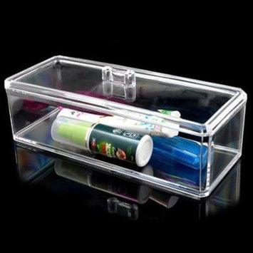 Acrylic Cosmetic Organizer Makeup Brushes Lipstick Holder 1171