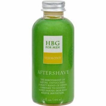 Honeybee Gardens HG0418376 4 fl oz Aftershave - Herbal Vermont