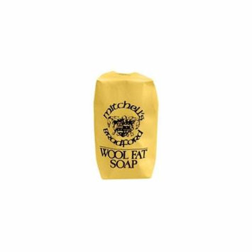 wool fat soap 150g bar by mitchell's