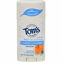 Toms of Maine HG0320549 2.25 oz Natural Long-lasting Deodorant Stick Calendula - Case of 6