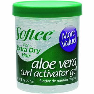 Softee Curl Activator Gel - Extra Dry 8 oz.