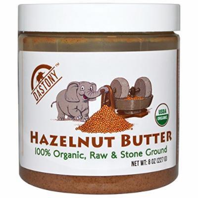 Dastony, Hazelnut Butter, 100% Organic, 8 oz