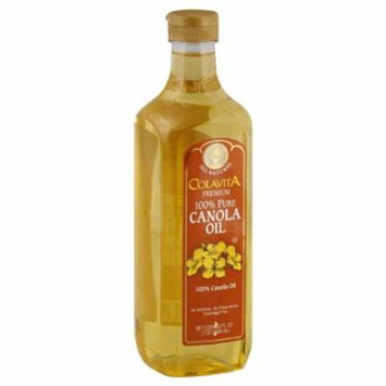 Colavita Canola Oil, 32-Ounce (Pack of 6)