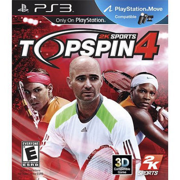 Take-Two 37939 Top Spin 4 PS3