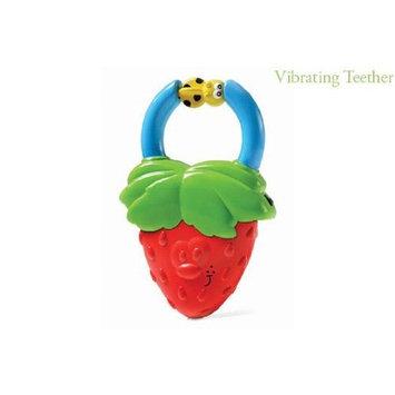 Infantino Vibrating Strawberry Teether