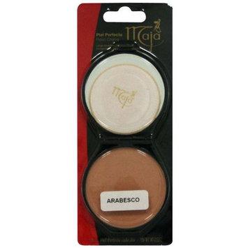Maja Compact Powder: Arabesco 0.53 oz