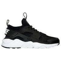 Nike Boys' Grade School Air Huarache Run Ultra Running Shoes, Boy's, Black