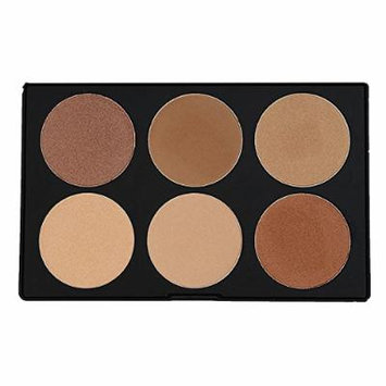 KARA Makeup Palette HL05 - 6 color Highligher