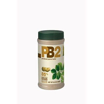 Bell Plantation PB2 Powdered Peanut Butter, 6.5 Ounce (Pack of 2)