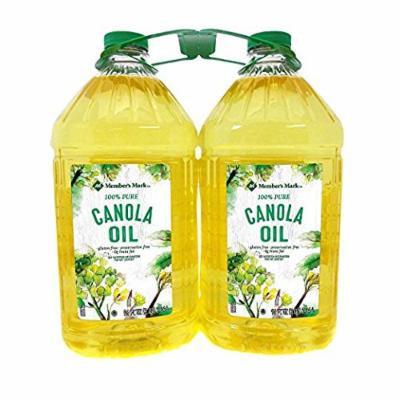 Member's Mark Canola Oil (3 qt., 2 pk.)