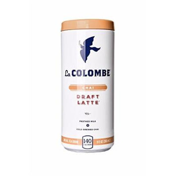 La Colombe Latte, Chai Draft, 4 Count