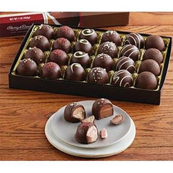 Harry and David Handcrafted Dark Chocolate Truffles
