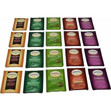 Twinings Tea Bags Sampler Assortment