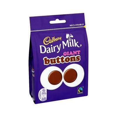 Cadbury Dairy Milk Buttons Chocolate