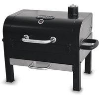 Blue Rhino Global Sourcing, Inc. Kingsford 325-sq in Portable Charcoal Grill, Black