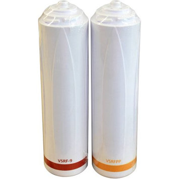 Vitapur Water Filters Quick Connect Replacement Filters (2-Pack) VFR9