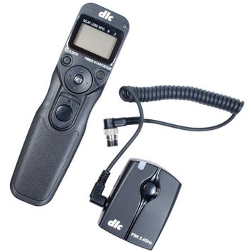 DLC Wireless Multifunctional Intervalometer for Nikon - Black (DL-1686)