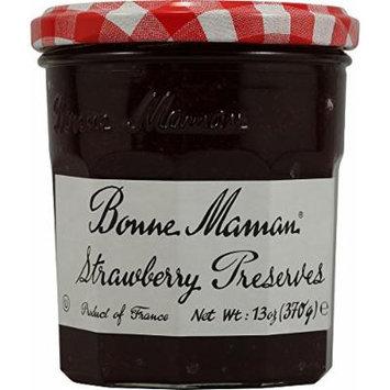 Bonne Maman Strawberry Preserves 6x 13Oz