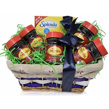 Christmas Espresso Gift Basket