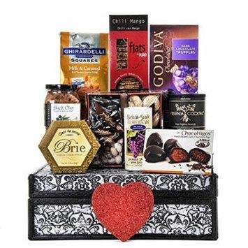 Sweetheart Chocolate Lover Gift Box