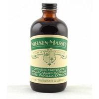 Nielsen-Massey Vanillas, Organic Fairtrade Madagascar Bourbon Pure Vanilla Extract, 8 oz