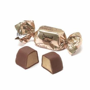 Seattle Chocolates Bulk Truffles, Peanut Butter, 5 Pound