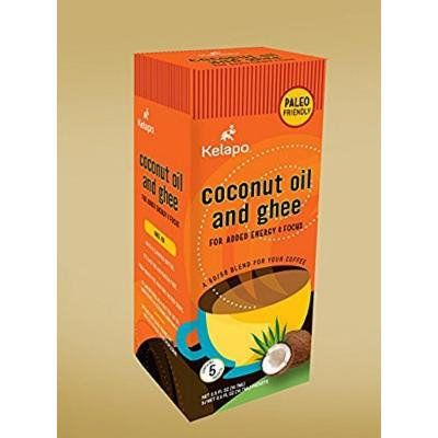 KELAPO COCONUT OIL & GHEE , Pack of 6