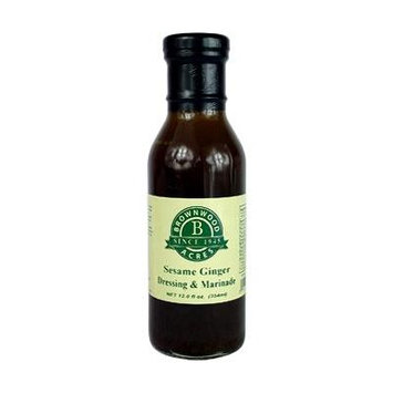 Sesame Ginger Dressing & Marinade - 2 PACK - Shipping Included