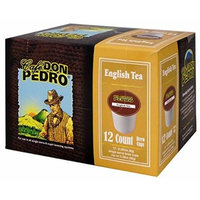Cafe Don Pedro English Tea 72 Count Kcup