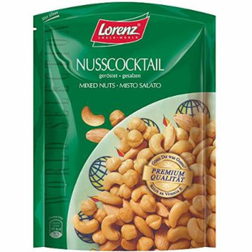 Lorenz Nutcocktail 100g - Roasted and salted mixture of cashes, hazelnuts and almonds