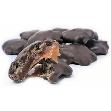 Gourmet Chocolate Rice Crispy Caramel Clusters by It's Delish, 2 lbs