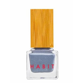 Habit Cosmetics Nail Polish - Sunset Boulevard - Grey Blue Shimmer Non Toxic