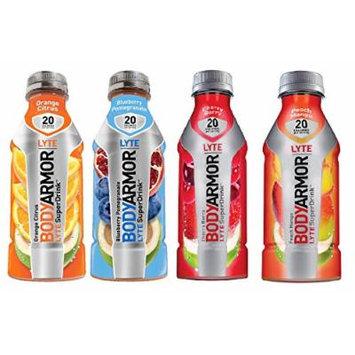 Bodyarmor LYTE Superdrinks Variety Pack, 4 Flavors, 36 Pack