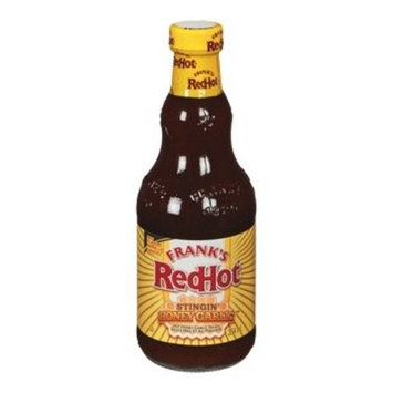 Frank's RedHot Stingin' Honey Garlic Sauce, 12 Ounce