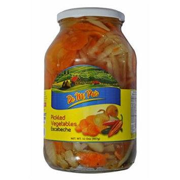 Escabeche / Pickled Vegetables 32 oz - 3 Pack