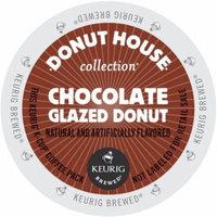 Donut House Chocolate Glazed Donut Coffee K-Cups, 48/Box -GMT6722