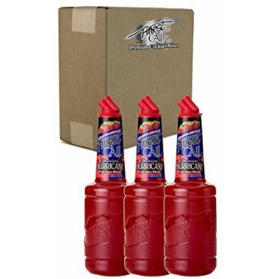 Finest Call Premium Hurricane Drink Mix, 1 Liter Bottle (33.8 Fl Oz), Pack of 3