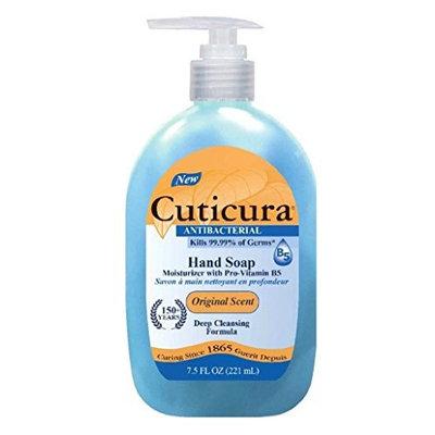 Cuticura Original Hand Soap 7.5 Ounce Pump (221ml) (2 Pack)